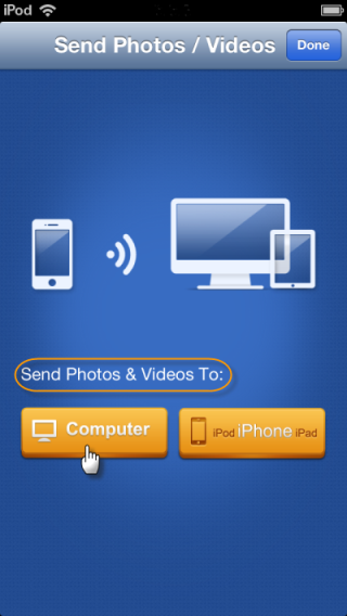 how to look at iphhone photos without itunes